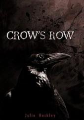 Okładka książki Crows Row Julie Hockley