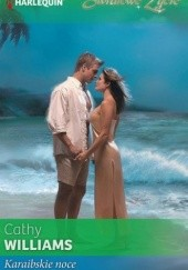 Okładka książki Karaibskie noce Cathy Williams