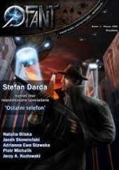 Okładka książki QFant 1 (03/2009) Jacek Skowroński,Stefan Darda,Adrianna Ewa Stawska,Redakcja magazynu QFant