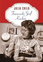 Okładka książki Francuski szef kuchni Julia Child