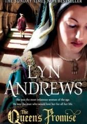 Okładka książki The Queens Promise Lynda M Andrews