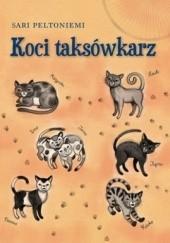 Okładka książki Koci taksówkarz Sari Peltoniemi