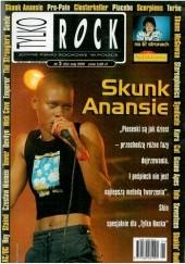 Okładka książki Tylko Rock, nr 5 (93)/1999 Redakcja magazynu Teraz Rock