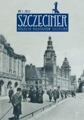 Okładka książki Szczeciner 1/2011 Redakcja magazynu Szczeciner