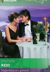 Okładka książki Najjaśniejsza z gwiazd Michelle Reid