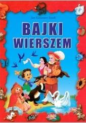 Okładka książki Bajki wierszem Jan Kazimierz Siwek