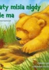 Okładka książki Taty misia nigdy nie ma Heidi Howarth