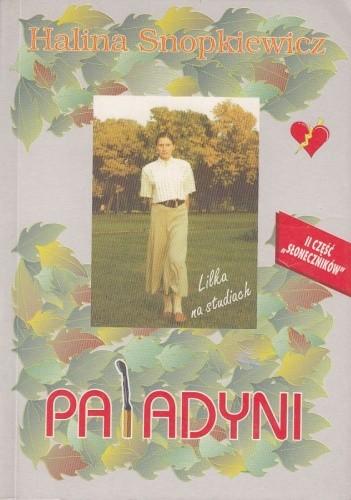 Okładka książki Paladyni Halina Snopkiewicz