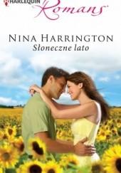 Okładka książki Słoneczne lato Nina Harrington