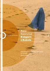 Okładka książki Księgarz z Kabulu Åsne Seierstad