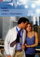 Okładka książki Lekarz z Manhattanu Marion Lennox