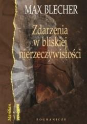 Okładka książki Zdarzenia w bliskiej nierzeczywistości Max Blecher