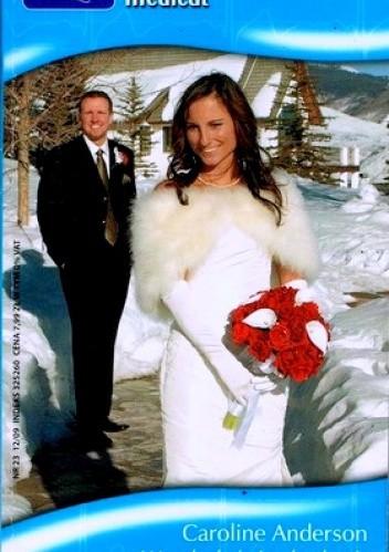 Okładka książki Wesołych świąt, kochanie Caroline Anderson