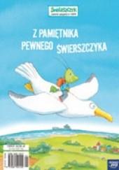 Okładka książki Z pamiętnika pewnego Świerszczyka Melania Kapelusz