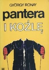 Okładka książki Pantera i koźlę Rónay Gyorgy