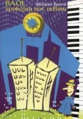 Okładka książki Baol. Spokojna noc reżimu Stefano Benni