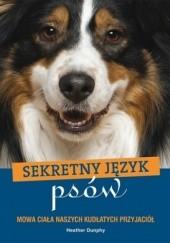 Okładka książki Sekretny język psów