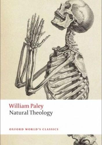 Okładka książki Natural Theology William Paley