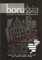 Okładka książki Borussia 52/2012 Wojciech Marek Darski,Robert Traba,Kazimierz Brakoniecki,Iwona Anna NDiaye