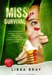 Okładka książki MISSja survival Libba Bray