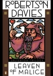 Okładka książki Leaven of Malice Robertson Davies