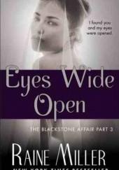 Okładka książki Eyes Wide Open Raine Miller