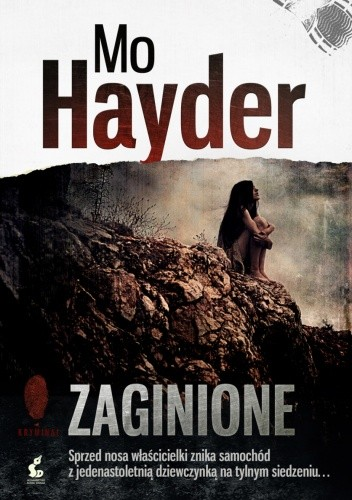 Okładka książki Zaginione Mo Hayder