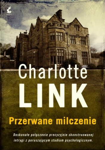 Okładka książki Przerwane milczenie Charlotte Link
