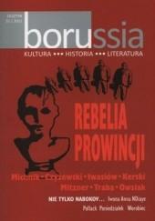 Okładka książki Borussia 51/2012 Martin Pollack,Kazimierz Brakoniecki,Iwona Anna NDiaye