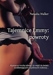 Okładka książki Tajemnice Emmy: powroty Natasha Walker