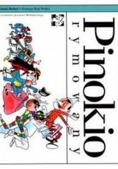 Okładka książki Pinokio rymowany Gianni Rodari,Raul Verdini