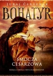 Okładka książki Smocza Cesarzowa Juraj Červenák