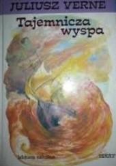 Okładka książki Tajemnicza wyspa
