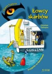 Okładka książki Łowcy skarbów - Przygoda na Karaibach Christian Tielmann