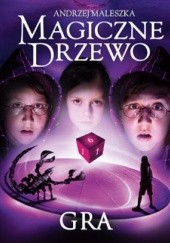 Okładka książki Gra Andrzej Maleszka