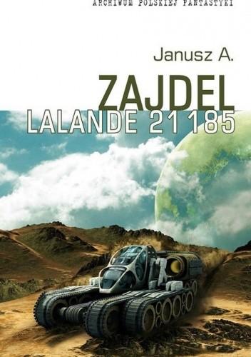 Okładka książki Lalande 21185 Janusz Andrzej Zajdel