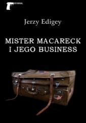 Okładka książki Mister MacAreck i jego business Jerzy Edigey