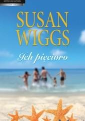Okładka książki Ich pięcioro Susan Wiggs
