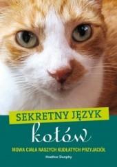 Okładka książki Sekretny język kotów