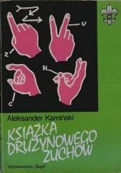 Okładka książki Książka drużynowego zuchów Aleksander Kamiński