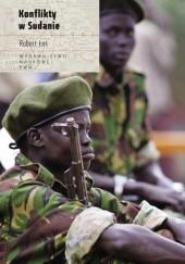 Okładka książki Konflikty w Sudanie