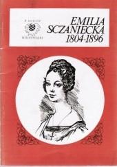 Okładka książki Emilia Sczaniecka 1804-1896