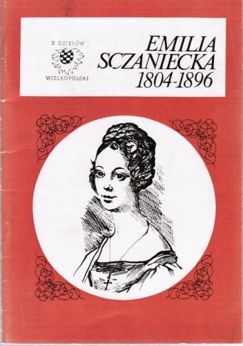 Okładka książki Emilia Sczaniecka 1804-1896 Marek Rezler