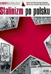 Okładka książki Pomocnik historyczny nr 6/2012; Stalinizm po polsku Redakcja tygodnika Polityka