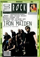 Okładka książki Tylko Rock, nr 6 (94)/1999 Redakcja magazynu Teraz Rock