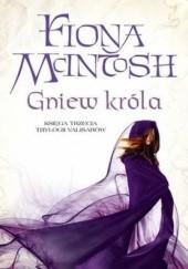 Okładka książki Gniew króla Fiona McIntosh