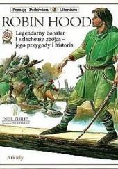 Okładka książki Robin Hood Philip Neil