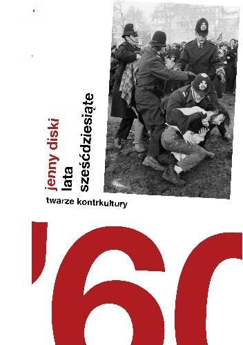 Okładka książki Lata sześćdziesiąte Jenny Diski