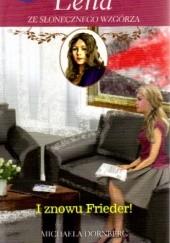 Okładka książki I znowu Frieder! Michaela Dornberg