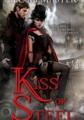 Okładka książki Kiss of Steel Bec McMaster